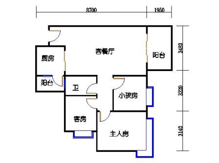 D3栋3层02单元