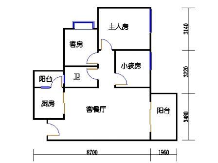 D3栋16层01单元