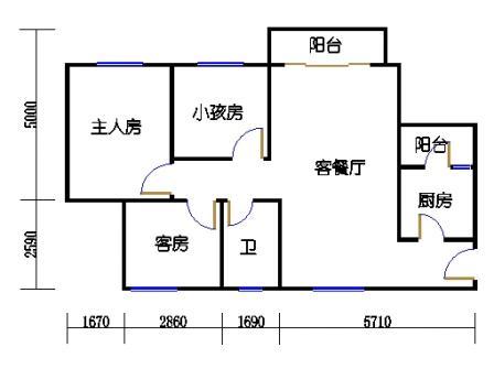D3栋17层06单元
