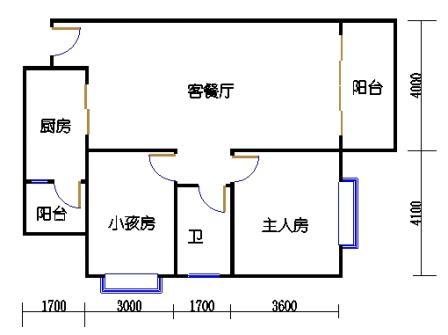 E-1栋首层03、07、11单元