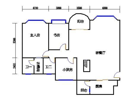 E2-4栋复式下层04、07单元