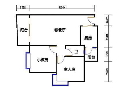云湖湾A1A2A3-3层03单元