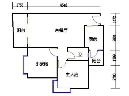 云湖湾A1A2A3-4层03单元