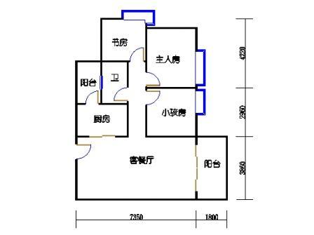 5栋3~16层01单元