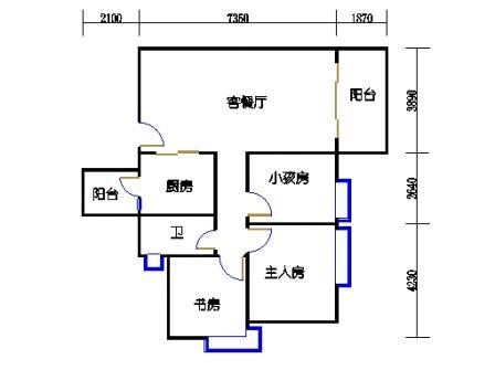 5栋3~16层02单元