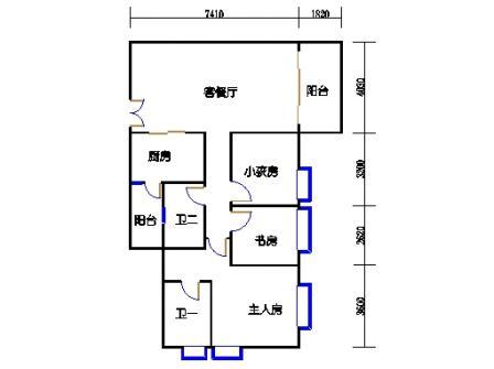 7栋4~15层02单元