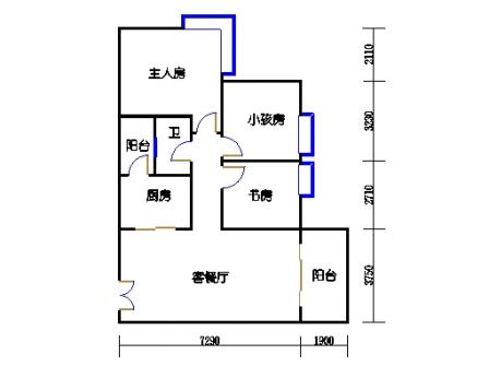 9栋4~11层01单元
