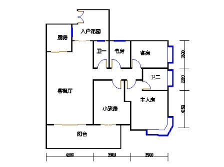 A7栋2层01单元