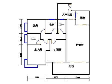 A7栋3-7层02单元
