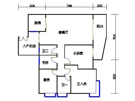 A7栋8-11层02单元