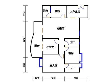 A7栋8-11层03单元