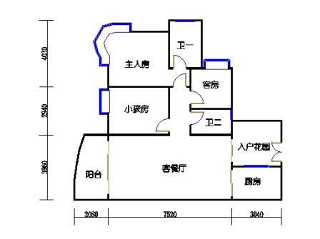 A7栋8-11层05单元