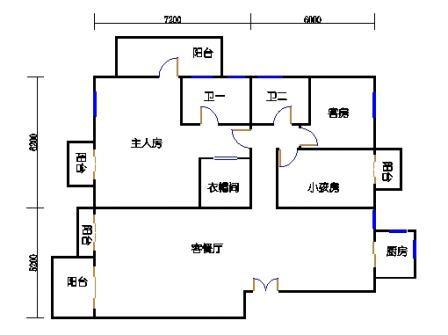 5层A1单元