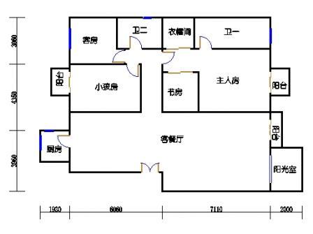 5层A单元