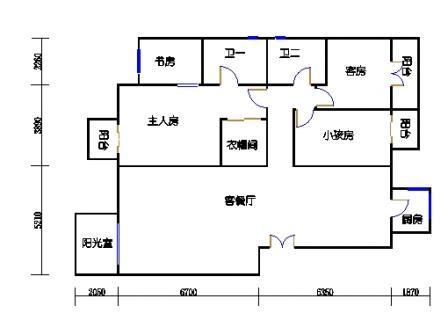 5层B单元