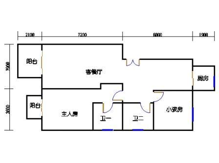 C单元标准层