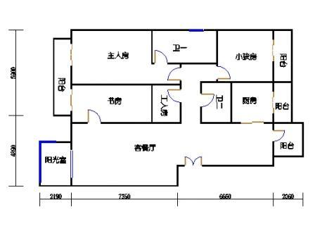 5层D单元