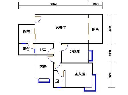 Y1栋3层02单元