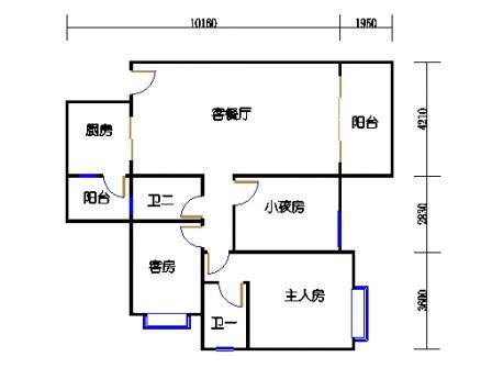 Y1栋19层02单元