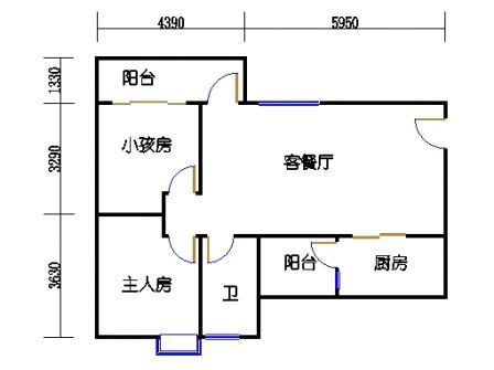 Y1栋19层03单元