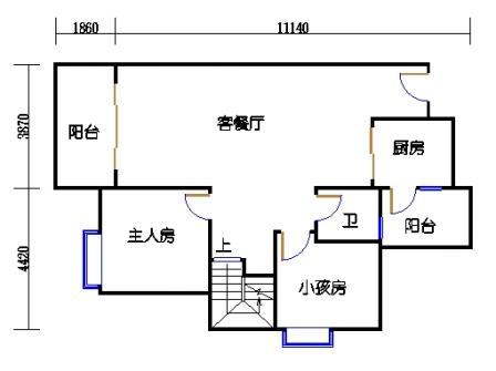 Y1栋19层04单元下层