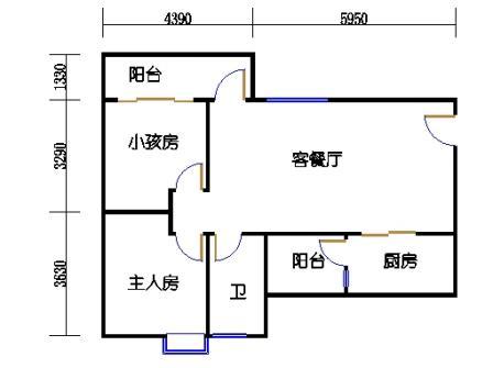 Y1栋20层03单元