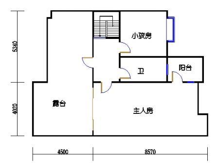Y1栋20层05单元上层