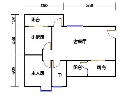 Y2栋2层03单元