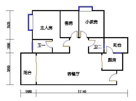 Y2栋2层05单元