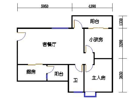 Y2栋3层06单元
