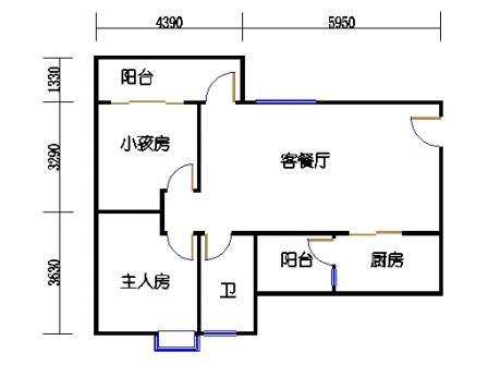 Y2栋5、6、8、9、11、12、14、15、17、18、20、21层03单元