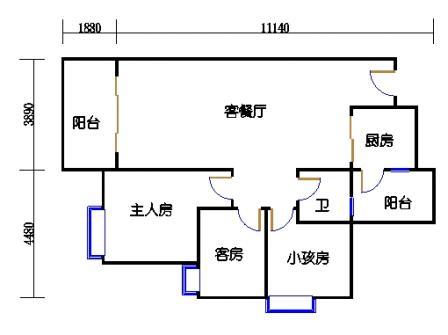 Y2栋5、6、8、9、11、12、14、15、17、18、20、21层04单元