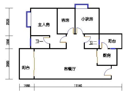 Y2栋22层05单元
