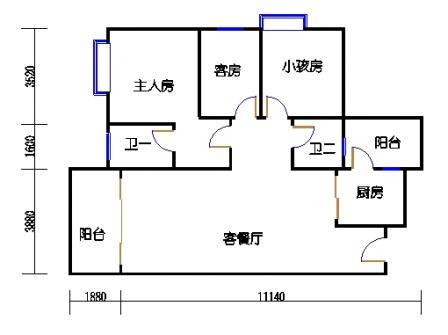Y3栋3层05单元