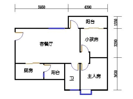 Y3栋3层06单元