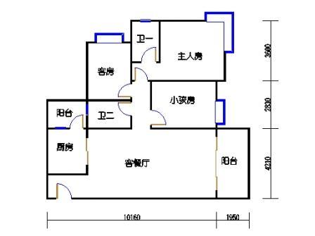 Y3栋5、6、8、9、11、12、14、15、17、18、20、21层01单元