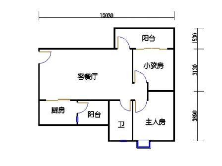Y3栋22层06单元
