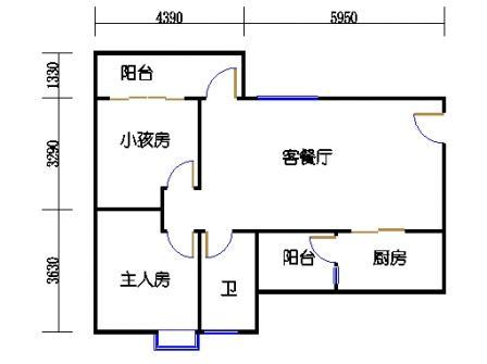 Y3栋23层03单元