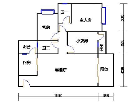 Y4栋2层01单元