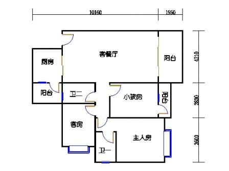 Y4栋2层02单元