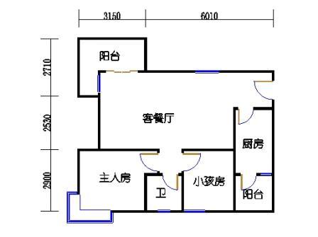 Y4栋3层03单元