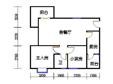 Y4栋19层03单元