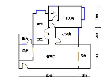 Y4栋20层01单元