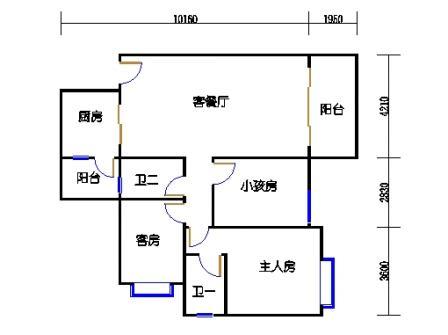 Y4栋20层02单元
