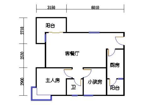 Y4栋20层03单元