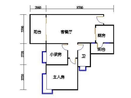 D4栋5-15层04单元