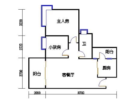 D4栋5-15层05单元