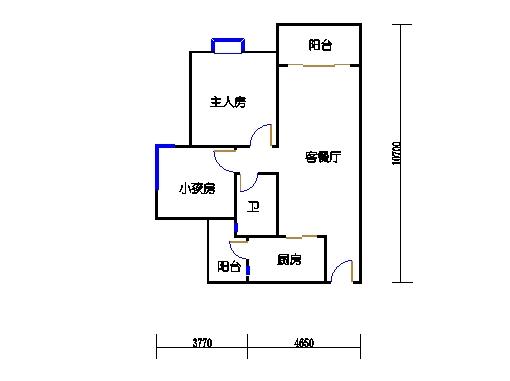 A4栋29~33层03单元