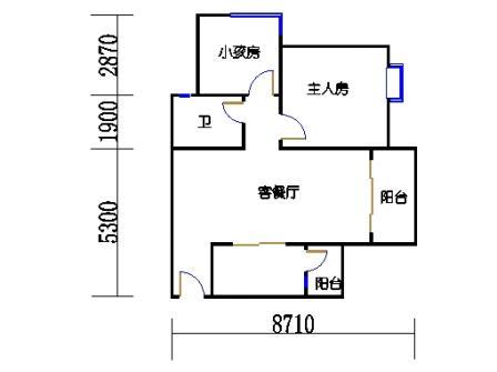 A4栋29~33层04单元