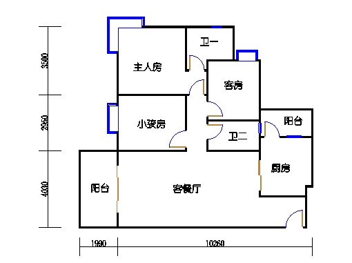 13栋2梯05单元
